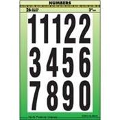Letter & Number Sets