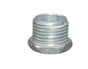 "1/2"" Rigid Conduit Chase Nipple"