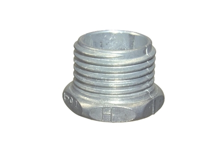 "3/4"" Rigid Conduit Chase Nipple"