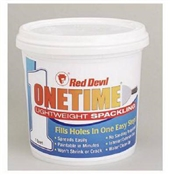 One Time Spackling 1 Gallon