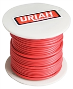 100' 18Awg Red Auto Wire