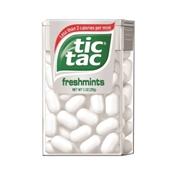 Tic Tac TTBIGF12 Fresh Mint, 1 oz Pack