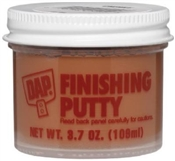 Finishing Putty White 3.7 Ounce