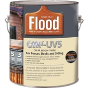 CWF-UV5 Exterior Wood Finish, Clear, 1 Gallon