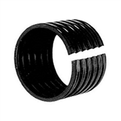 High-Quality Plastic Culvert Coupler, 12""