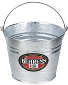 Pail Galvanized Heavy Duty 5 Quart