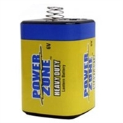 6V Heavy Duty Lantern Battery