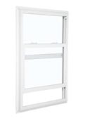 2850 5700 Low-E 366 Glass 1/1 White Single Hung Window