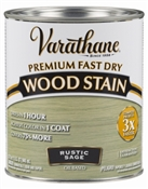Varathane Fast Dry Rustic Sage Wood Stain Qt