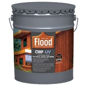 Clear CWF-UV Oil Based Exterior Wood Finish, 5 Gallon