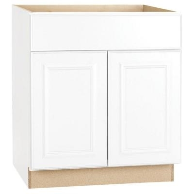 "30"" Base Cabinet RP White"