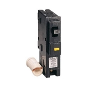 20 Amp 1-Pole Type HOM Ground Fault Interrupter Circuit Breaker