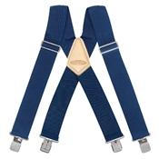 """2"""" Wide Navy Suspenders"""