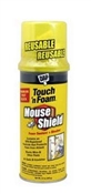 Touch N Foam Sealant, With Mouse Shield and Pest Blocker, 12-oz