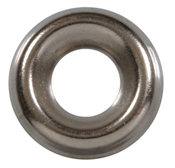 Finish Washer Brass/Nickel Plated #6