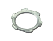 "1 1/4"" Conduit Locknut 2/BG"