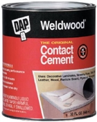 Contact Cement 1 Gallon