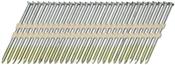 3x.131 Round Head Smooth Shank Bright Strip Nail