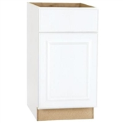 "18"" Base Cabinet RP White"