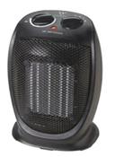 Compact Ceramic Heater, 750W - 1500W