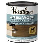 Varathane Aged Wood Accelerator Qt