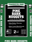 Pine Bark Nuggets 2 Cubic Feet