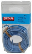 "30"" Blue 16AWG Primary Wire"