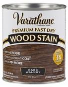 Varathane Fast Dry Dark Walnut Wood Stain Qt