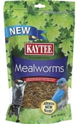 7OZ Mealworm Re-Sealable Pouch for Wild Birds