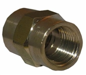 "1/8"" Female x Female Pipe Thread  Brass Coupling"