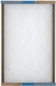 AAF 220-600-051 Disposable Panel Filter, 25 in L, 16 in W, 825 cfm