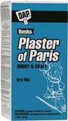 DAP 53005 Plaster of Paris, White, 4.4 lb Box