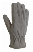 Master Rancher, Medium, Men's, Full Cowhide Suede Leather Work Glove