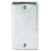 Steel Blank Utility Box Cover