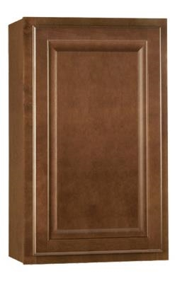 "18""W x 30""H x 12""D Wall Cabinet Cafe Finish"