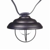 Porto Collection, 10 Light, 5W, Incandescent Bulb String Light Set