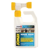Jomax House Wash and Mildew Stain Remover 1 Quart
