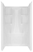 "Classic 400 Acrylic Shower Wallset 34""X48""X74"""