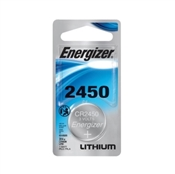 Energizer Coin Cell Battery, Lithium, Manganese Dioxide, 3 V Battery