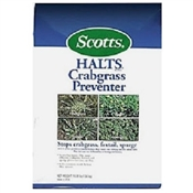 Halts Crabgrass Preventer