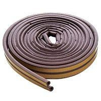 17' Extreme Temp Weather Strip Brown