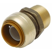 "1/2""X3/4"" MPT Sharkbite Copper Reducing Adapter"