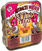 11.75OZ Nutty Treat Suet Cake