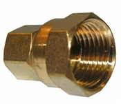 "3/8"" Compression x 1/2"" Female Pipe Thread Adapter"