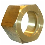 "1/2"" Brass Compression Nut & Sleeve"