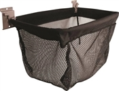 Crawford STNT20 Catch-All Net Basket, 25 lb Capacity, Steel