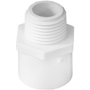 "1/2"" Sch 40 Male Adapter (Slip x MIP)"