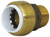 "1/2"" PVC Male adapter"