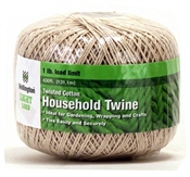 430' Twisted Cotton Household Twine (Natural Color)