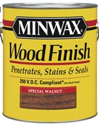 Wood Finish Oil Based Special Walnut 1/2 Pint